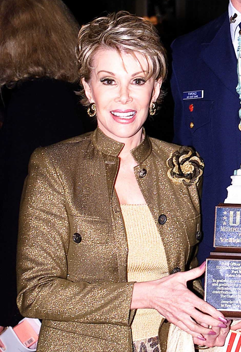 Joan Rivers Comedian Extraordinaire