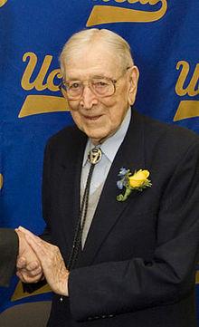 John Wooden Legendary Coach