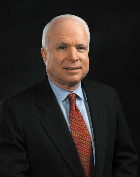 John McCain  Hero Patriot Maverick Leader