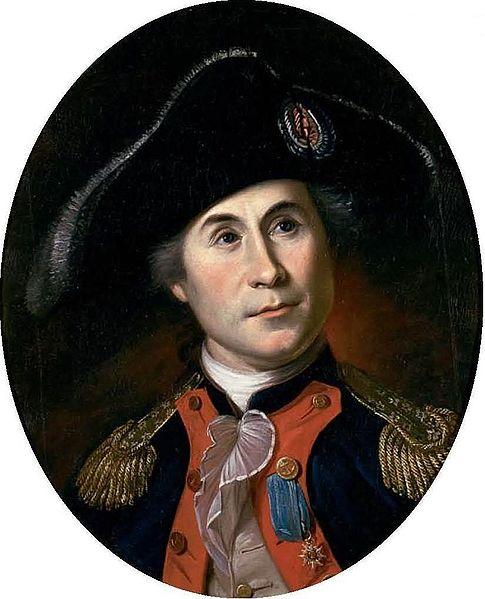 John Paul Jones Naval Hero