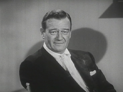 John Wayne The Actor The Legend