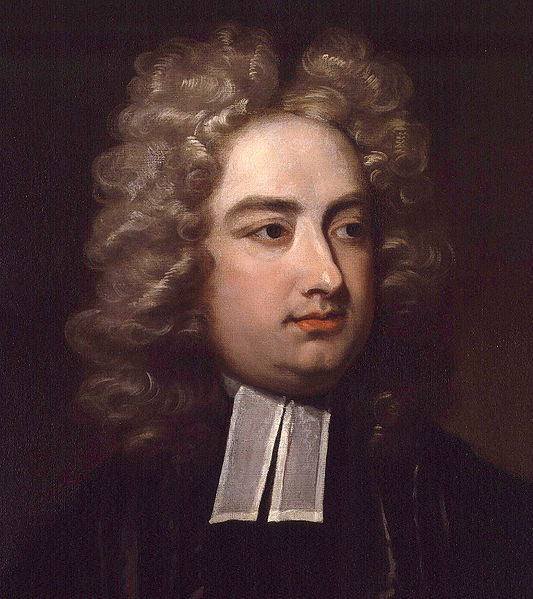 Jonathan Swift  Sharp eyed Satirist