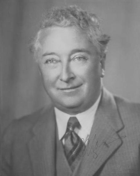Joseph Lyons (Honest Joe) 10th Prime Minister of Australia