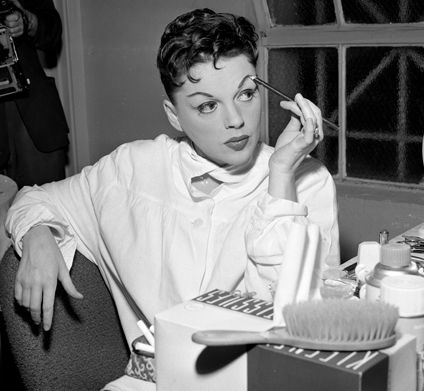 Judy Garland Voice Like an Angel