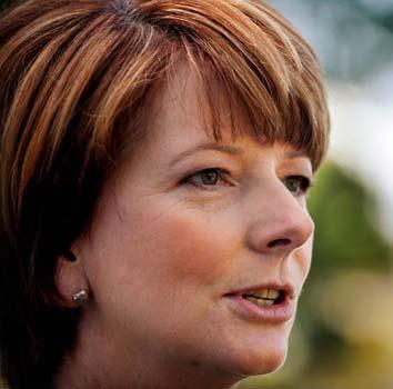 Julia Gillard 27th Australian Prime Minister