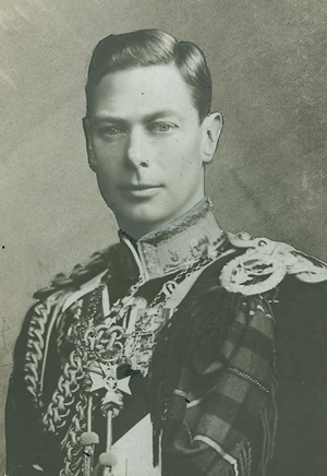 King George VI  An Example of Devotion and Duty