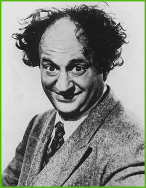 The Three Stooges Larry Fine