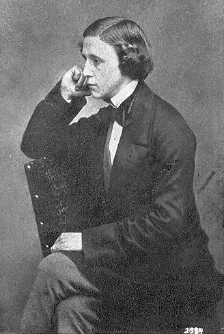Lewis Carroll English Author