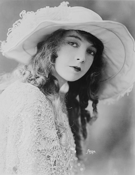 Lillian Gish Silent Film Star