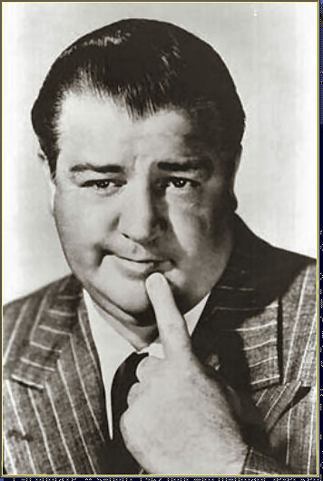 lou costello statue