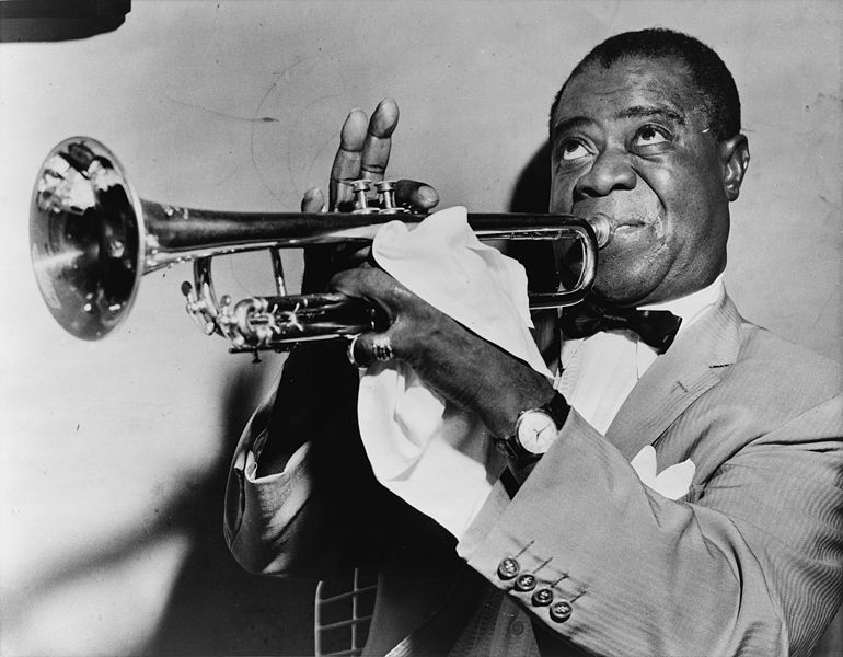 Louis Armstrong  The One and Only Satchmo