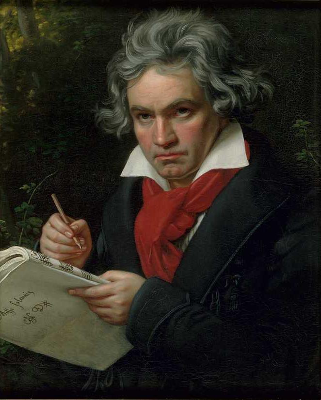 Ludwig van Beethoven  Tortured Genius