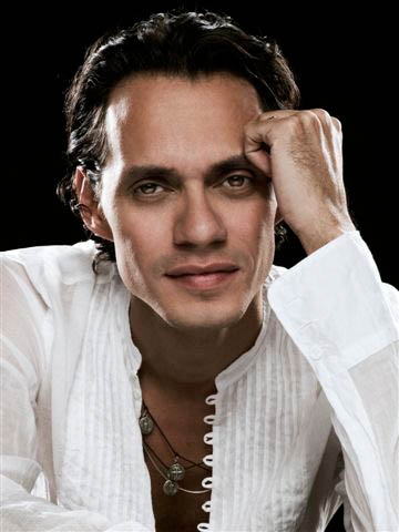 Marc Anthony Latin Singer  Actor