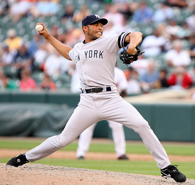 Mariano Rivera Yankees Greatest Closer