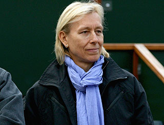 Martina Navratilova  Queen of Tennis