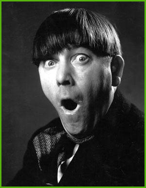 The Three Stooges Moe Howard