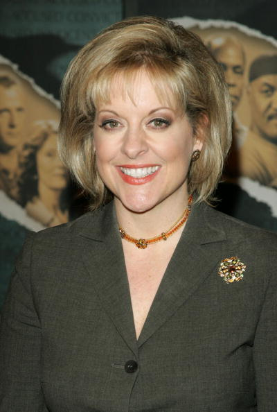 Nancy Grace Legal Commentator and TV Host
