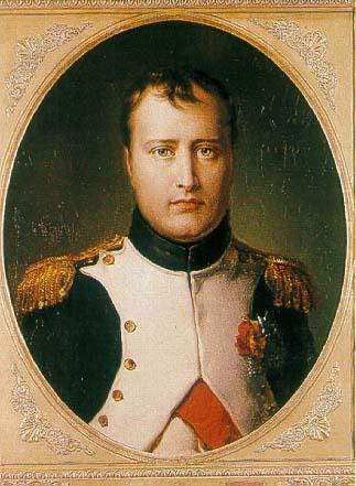 Napoleon Bonaparte French Military Leader