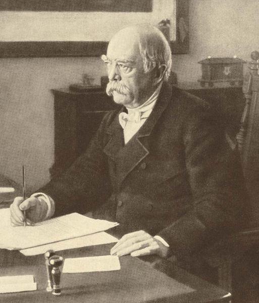 Otto von Bismarck  German Statesman