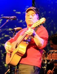 Paul Simon American Song Writer and Singer