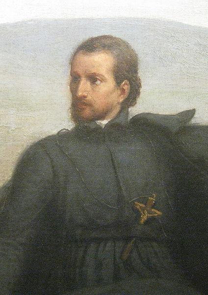 Fr. Jacques Marquette Missionary  Explorer