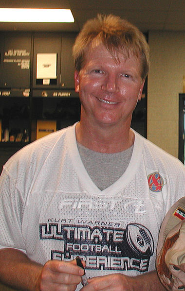 Phil Simms Super Bowl Winning Quarterback