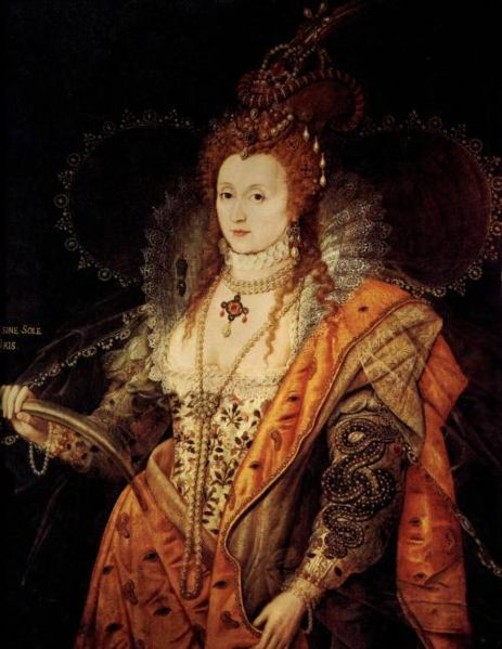 Elizabeth I  The Virgin Queen