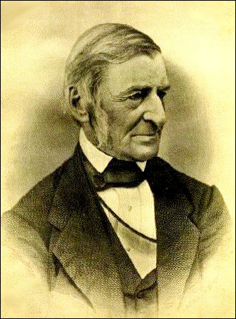 Ralph Waldo Emerson  U S poet essayist and philosopher