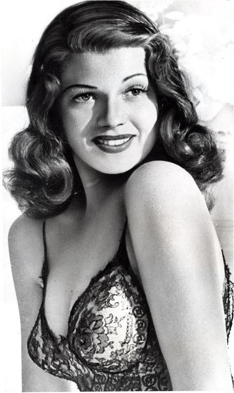 Rita Hayworth Legendary Actress  Dancer