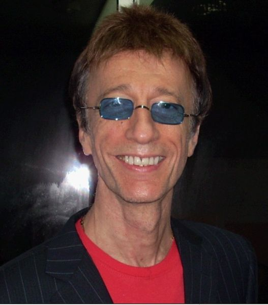 Robin Gibb Bee Gees Co Founder