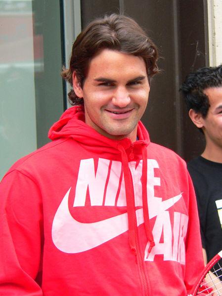 Roger Federer  Tennis Icon