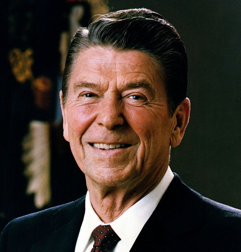 Ronald Reagan 40th U.S. President