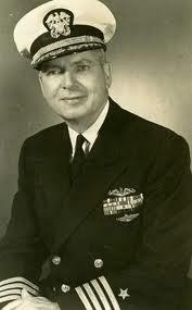 Roy Davenport WWII Submarine Skipper