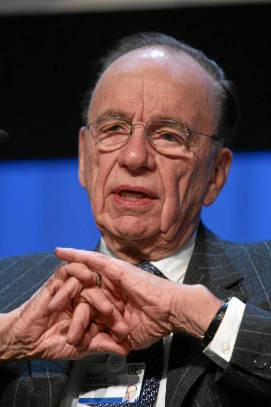 Rupert Murdoch  Global Media Mogul