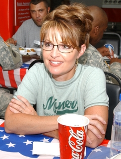 Sarah Palin  Political Darling