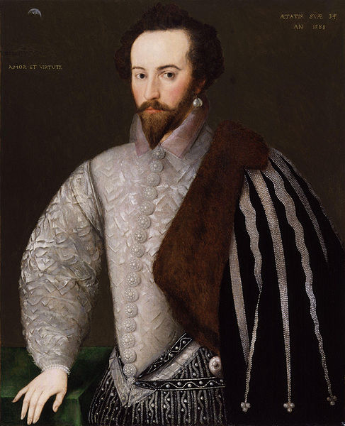 Walter Raleigh  Explorer Politician and Writer