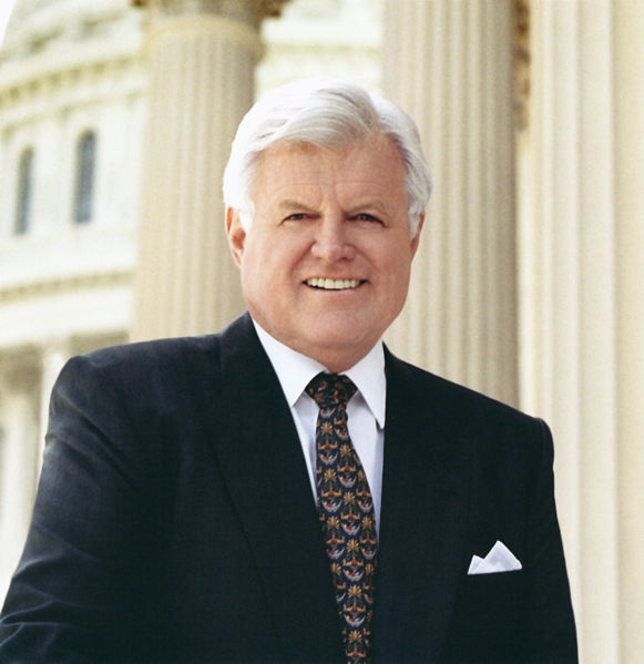 Ted Kennedy Influential Senator