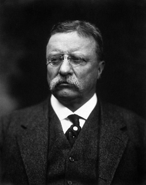 Theodore Roosevelt 26th U.S. President