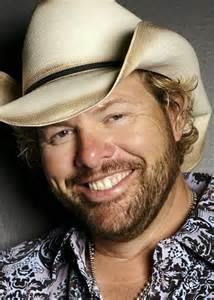 Toby Keith Handsome Country Singer
