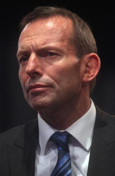 Tony Abbott 28th Australian Prime Minister