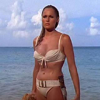 Ursula Andress Legendary Sex Symbol