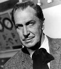 Vincent Price Prince of Horror