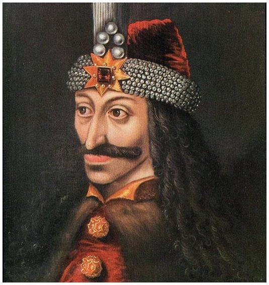 Vlad III Dracula aka. Vlad the Impaler