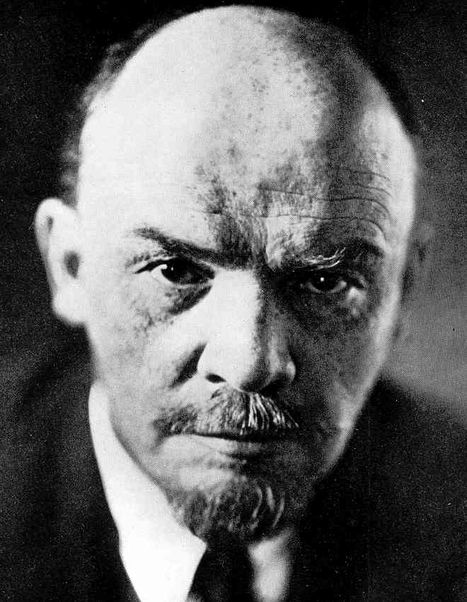 Vladimir Lenin  Father of the Soviet Union