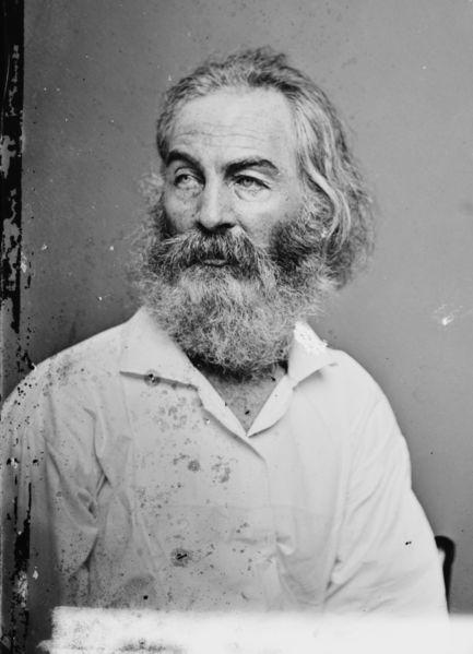Walt Whitman  U S Poet