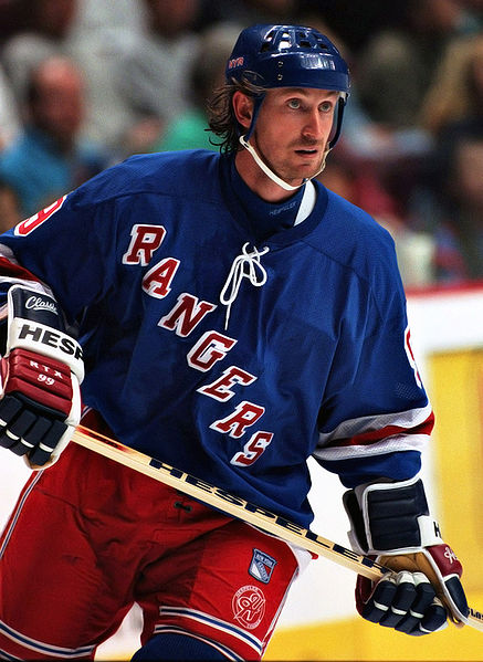Wayne Gretzky Hockey Legend