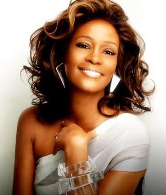 Whitney Houston Pop Diva
