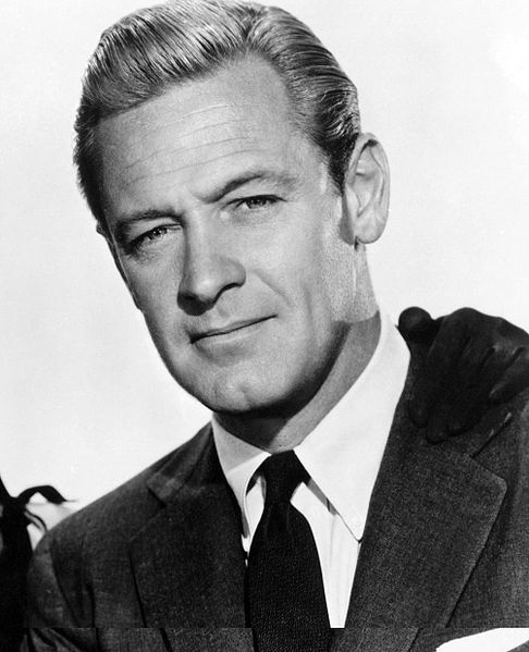 William Holden Actor and Conservationist