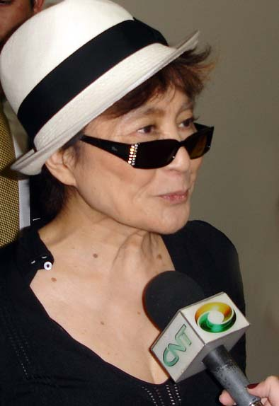 Yoko Ono Musical Artist and Activist