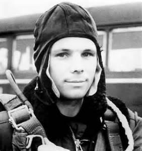 Yuri Gagarin  First Person in Space